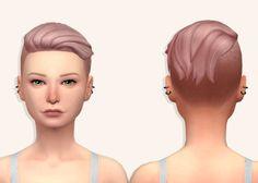 Maxis Match Sims 4 CC Hair