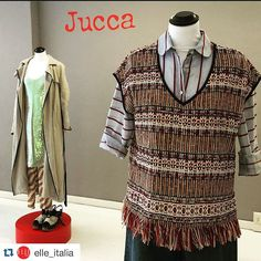 JUCCA MADE IN ITALY #woman #fashion #style #shop #shopping #cool #chic #dreams #glamour #sfilata #love #donna @elle_italia @jucca_approved @nextagency by mattia_jucca