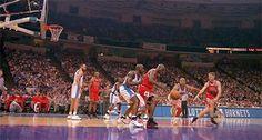 Deportes Mitchell & Ness Hombre Auténtico Tiro Camisa 1982-83 Philadelphia 76ers Nuevo Always Buy Good