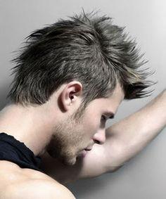 Penteados Moicano Masculino