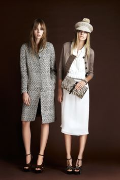 Burberry Prorsum Resort 2012 - Collection - Gallery - Style.com