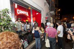 #Camper #BelowTheLine #Party #VogueFashionNightOut #VFNO #2011 #Roma