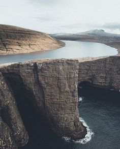 Sørvágsvatn, Faroe Islands  Photo by © @michielpieters  #OurPlanetDaily