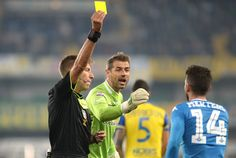 AC Chievo Verona v SSC Napoli - Serie A - Pictures - Zimbio