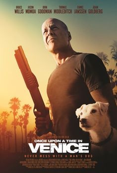 Once Upon a Time in Venice - Bruce Willis #Poster