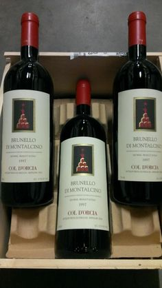 @Col D'Orcia Brunello di Montalcino @PAOLA TEALDI  look what landed on my doorstep thanks for tasting me on this in Houston #Brunello pic.twitter.com/2i5H6kETKV