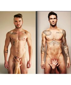 Adam Levine's 2011 nude portrait for Cosmo UK was a shot seen round the world. Taken to raise awareness for prostate and testicular cancer, the photo featured Levine in nothing but his tattoos — with his sensitive areas covered by the…