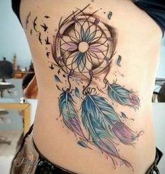 76 Ideas De Tatuajes De Atrapasueños Tatuajes Tatuajes Atrapasueños Atrapasueños