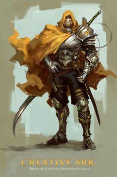 Resultado de imagem para vigil - knight in cyber armor book Character Creation, Game Character, Character Concept, Dnd Characters, Fantasy Characters, Armor Concept, Concept Art, Armadura Medieval, Dnd Art