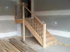 Charming Garage Stairs   Google Search