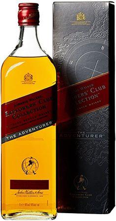 Johnnie Walker Explorer's Club Collection The Adventurer mit Geschenkverpackung (1 x 1 l)