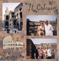 Colosseum 2004 - Scrapbook.com