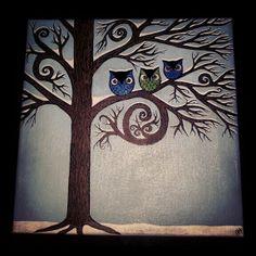 owlish love