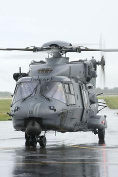 Wings in the sky NHIndustries NH90