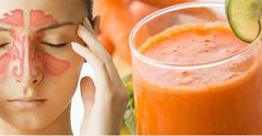 La congestione nasale causata dalla sinusite può essere alleviata facilmente consumando succhi freschi, appena fatti, [Leggi Tutto...]