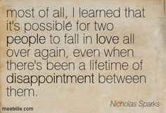 16 Nicholas Sparks Quotes That Will Dare You To Love - Women.com