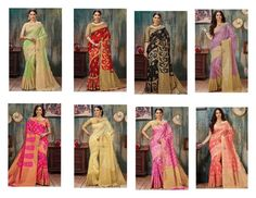 """Ravishing  Silk Cheap Saree With Green Silk Blouse"" by designersandyou on Polyvore featuring contemporary"