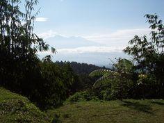 Mount Ge-Pang, west java, indonesia