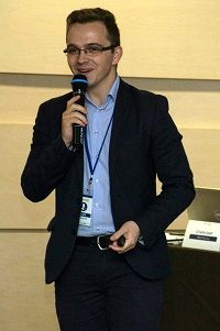 Cristin Iosif - Hackathon Coordinator  | Techsylvania – Code. Product. Funding