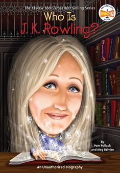 In 1995, on a four-hour-delayed train from Manchester to London, J. K. Rowling conceived of the idea of a boy wizard named Harry Potter. Upon arriving in London, she began immediately writing the first book in the saga. Rowling's true-life, rags-to-riches story is as compelling as the world of Hogwarts that she created. This biography details not only Rowling's life and her love of literature but the story behind the creation of a modern classic.