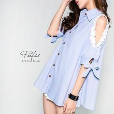 Buy 'PUFII – Off-Shoulder Crochet A-Line Blouse' with Free International Shipping at YesStyle.com. Browse and shop for thousands of Asian fashion items from Taiwan and more!