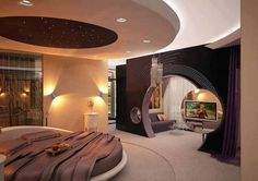 Amazing.. would lovve to have that bedroom
