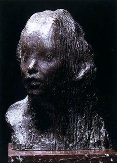 Medardo Rosso Ecce Puer (Impression of a Child) 1906