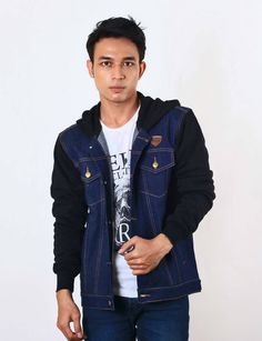 REBEL CLOTH JACKET DENIM