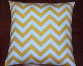 Or for cheaper chevron look, $9.99 for pillow cover
