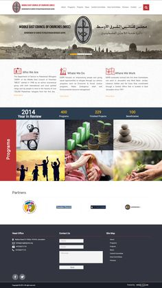 Our team's web development and design for MECC.  #websites #webdevelopment #design #webdesign #technology #trends
