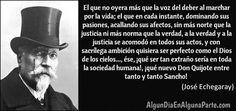 El 14 de septiembre de 1916, #TalDíaComoHoy falleció el escritor #JoséEchegaray, Premio Nobel de Literatura en 1904.