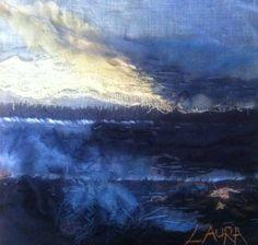 Textile art - Laura Edgar