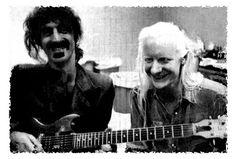 Frank Zappa & Johnny Winter