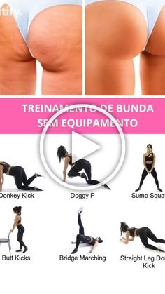 Full Body Gym Workout, Gym Workout Tips, Toning Workouts, Butt Workout, Easy Workouts, Workout Videos, Glute Exercises, Street Workout, Fitness Goals