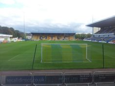 Mansfield away 2013/14