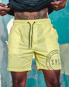 I best selling pair of shorts yet 🏆 ⊗➤ Introducing the Lemon Drop Studio Shorts.me/STUDIO-LEMON Video Studio, Poplin Fabric, Lemon, Drop, Shorts, Fashion, Moda, Fashion Styles, Fashion Illustrations