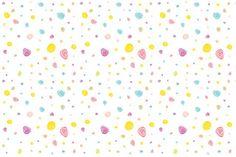 Flores con el fondo rosado y verde - Kit completo con los marcos para las invitaciones, las etiquetas de los snacks, souvenirs y fotos! | Hacer Nuestro partido