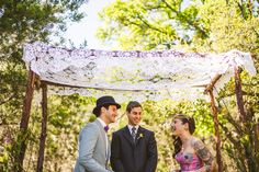 DIY Chuppah // The Wildflower Barn // Driftwood, TX // Austin Wedding Photographers – Happy Day Media
