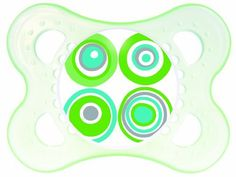 Mam Trends Silicone Pacifier, 2 Months, 2 Pack, Pink/Blue/Green by MAM, http://www.amazon.com/dp/B003P8Q62A/ref=cm_sw_r_pi_dp_-B7iqb1J5YF2X