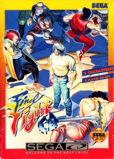 Final Fight CD (Sega CD)