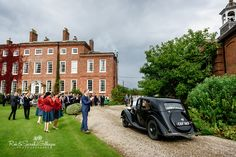 Delbury Hall Wedding Photographer | Rob & Sarah Gillespie