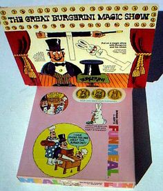 Burger Chef Fun Meal, circa 1970s.