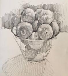 Sketchbook by Sarah Sedwick. 3.14.16 #art #drawing #sketch