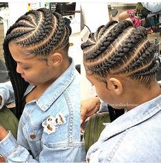 Box braids in braided bun Tied to the front of the head, the braids form a voluminous chignon perfect for an evening look. Box braids in side hair Placed on the shoulder… Continue Reading → Blonde Box Braids, Short Box Braids, Big Braids, Black Girl Braids, Girls Braids, Jumbo Braids, Lemonade Braids Hairstyles, Box Braids Hairstyles, Hairstyles 2018