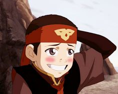 Is it just me, or is Aang cute with hair? ^ Aang is cute all the time! Avatar Aang, Avatar Legend Of Aang, Team Avatar, Legend Of Korra, Avatar The Last Airbender Funny, The Last Avatar, Avatar Airbender, Zuko, Mystic Messenger
