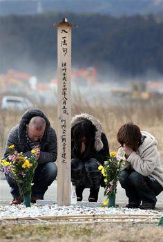 【東日本大震災2年】被災地、追悼の祈り 再建は道半ば - MSN産経フォト