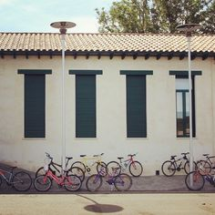 Summer begins and with it our summer program Encerezados, the bikes around us and our time as #igers  #summer #bikes