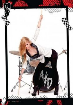 Hiya Poutlings The interwebs has been flooded with loads of pictures of Avril Lavigne wearing her new line of clothing, ABBEY DAWN for 2012. I must say, I'm impressed by some of the clothing,…