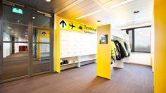 Schiphol Hoofdgebouw - Rever Interieurprojecten