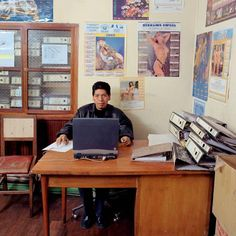 La burocracia fotografiada